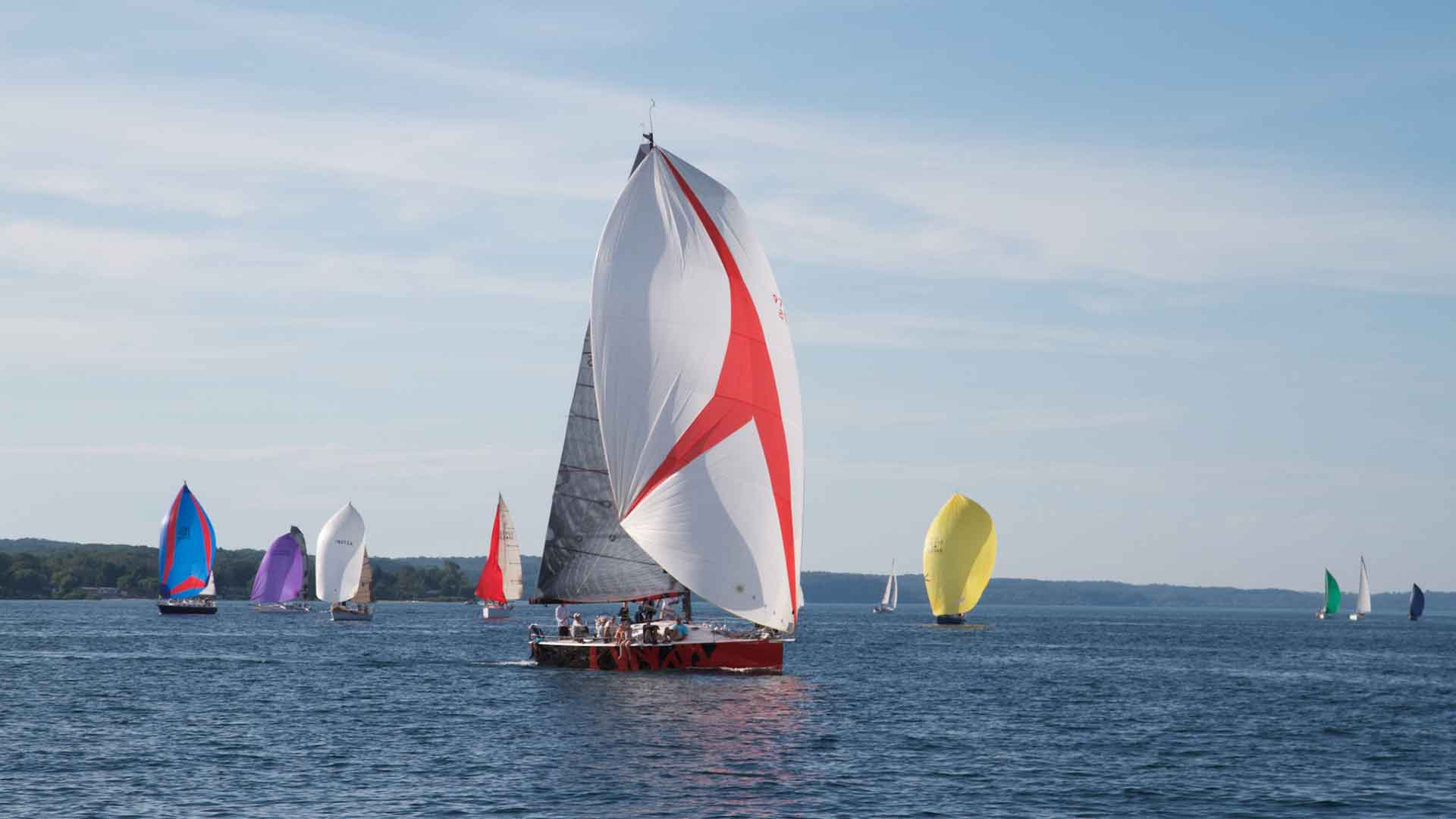 tawas bay sailboats
