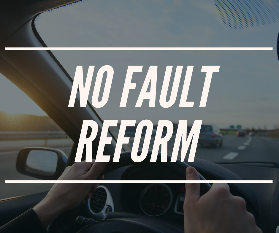 No Fault Reform